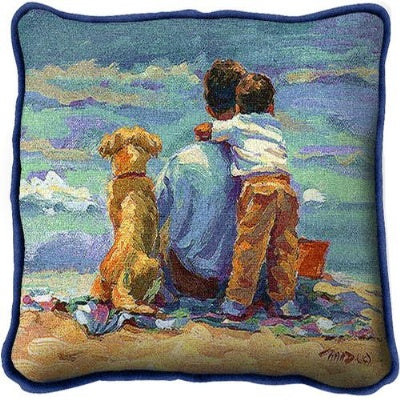 Treasured Moment Pillow (Pillow)