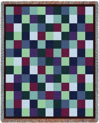 Patchwork Throw (Tapestry Throw)