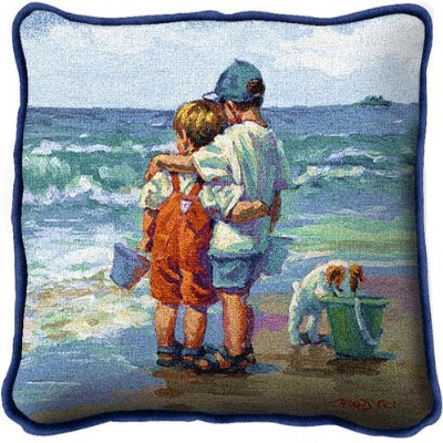 Summer Daze Pillow (Pillow)