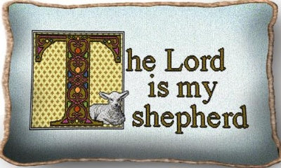 The Lord (Pillow)