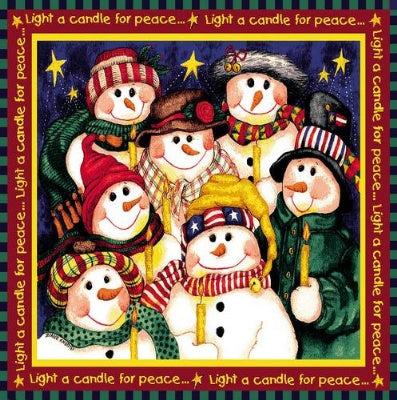 Light A Candle Pm (Placemat)