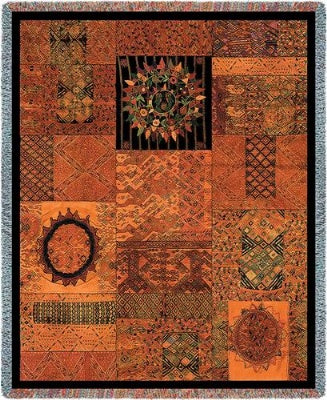 Guatemala Tapestry (Tapestry Throw)
