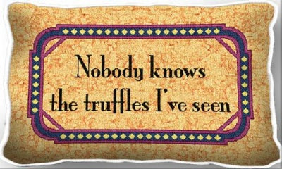 Truffles (Pillow)