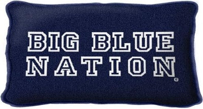 University Ky Big Blue Nat P-Wod 8 (Pillow)