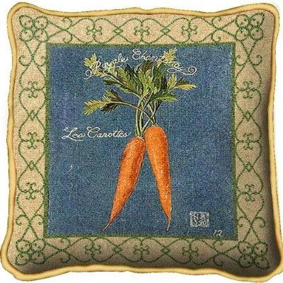 Carrots Pillow (Pillow)