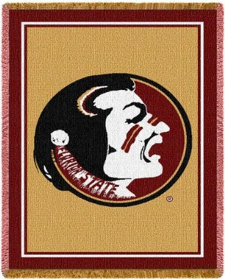 Florida St University Seminoles (Afghan)