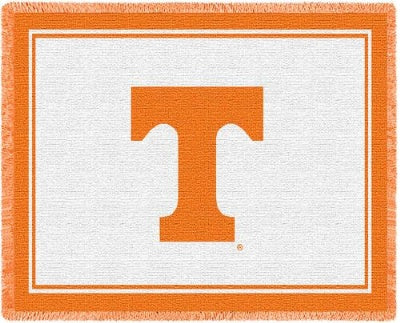 University Tennessee Logo  (Afghan)