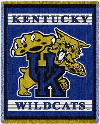 University Kentucky Wildcats (Afghan)