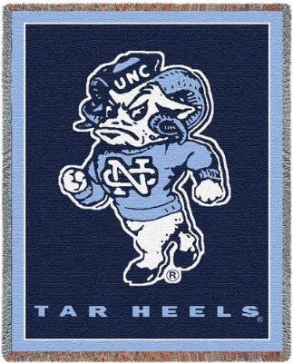 University North Carolina Tarheels (Afghan)