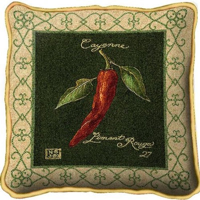 Cayenne Pepper Pillow (Pillow)