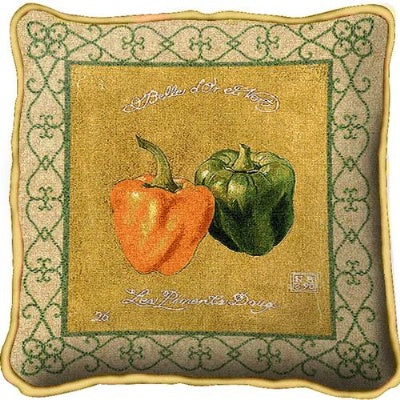 Peppers Pillow (Pillow)