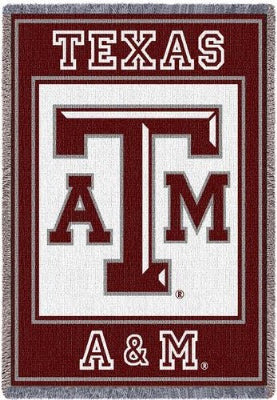 University Texas A&M Logo (Afghan)