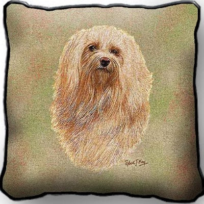 Havanese Pillow (Pillow)
