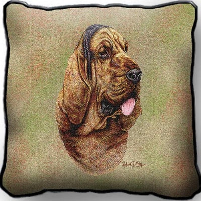 Bloodhound Pillow (Pillow)