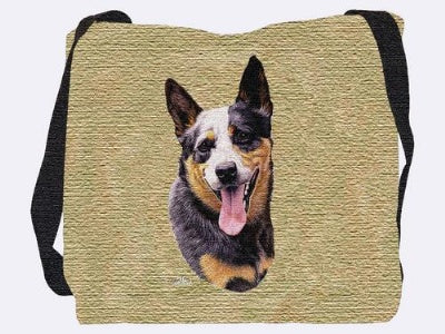 Australian Cattle Dog  (Tote Bag)