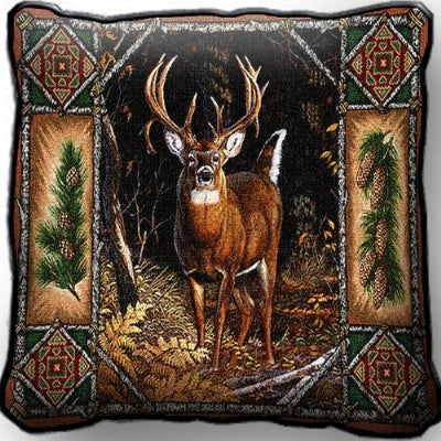 Deer Lodge Pillow (Pillow)