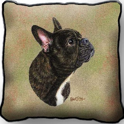 French Bulldog Pillow (Pillow)