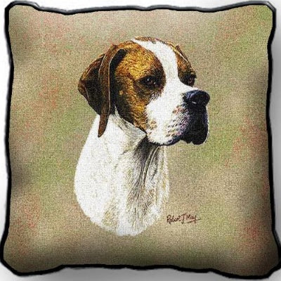 English Pointer Pillow (Pillow)