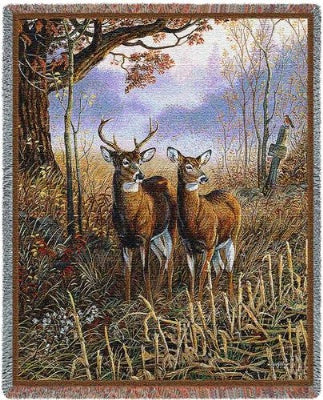Country Treasures Tapestry (Tapestry Throw)
