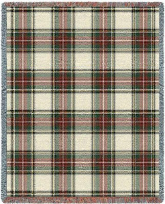 Stewart Dress Plaid (Tapestry Throw)