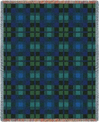 Blackwatch Plaid (Tapestry Throw)