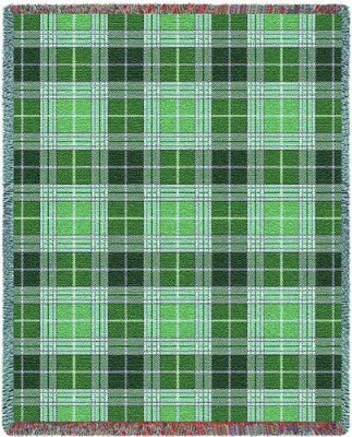 Heather Plaid (Tapestry Throw)