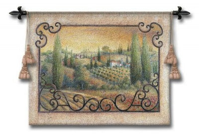 Visions Of Tuscany (Wall Hanging)