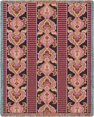 Ivy Rose (Tapestry Throw)