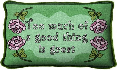 Good Thing (Pillow)