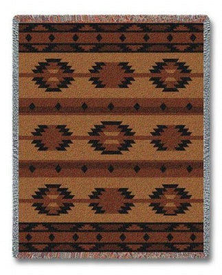 Adobe Tan (Tapestry Throw)