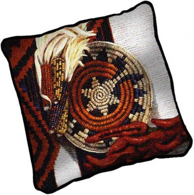 Indian Market Pillow (Pillow)