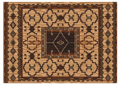 Acoma Moccasin Placemat (Placemat)