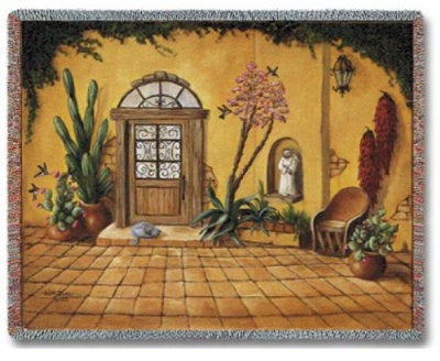 Casa Bonita (Tapestry Throw)