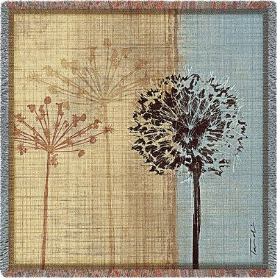 In The Breeze (Tapestry Throw)