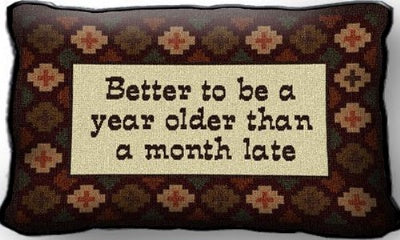 Sw Year Older Pillow (Pillow)