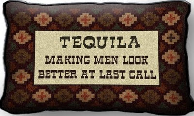 Sw Tequila Call Pillow (Pillow)