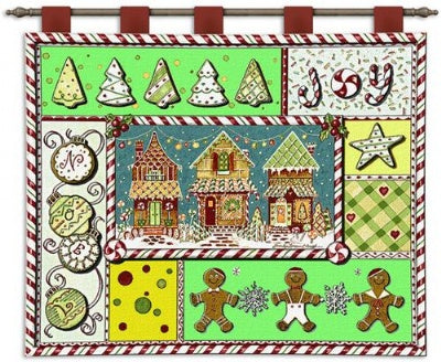 Sweet Street Wh (Wall Hanging)