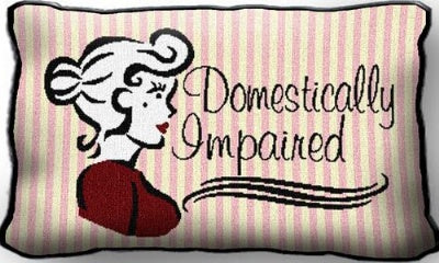 Impaired (Pillow)
