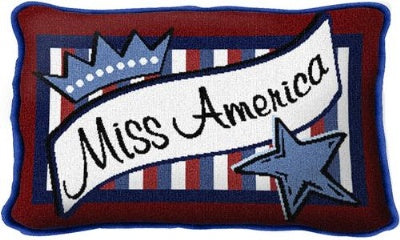 Miss America (Pillow)