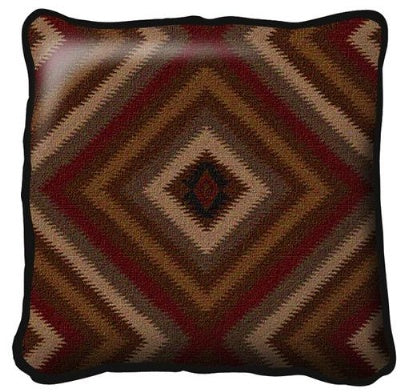 Chevron Pillow (Pillow)