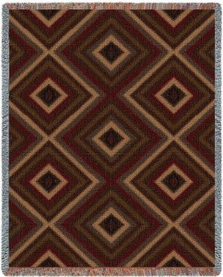 Chevron Tapestry (Tapestry Throw)