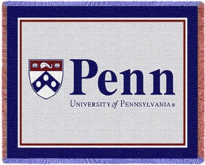University Pennsylvania Logo (Afghan)