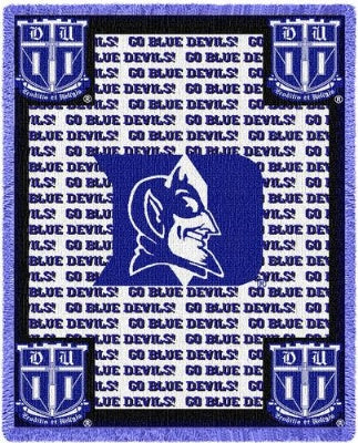 Duke University Go Bluedevils (Afghan)