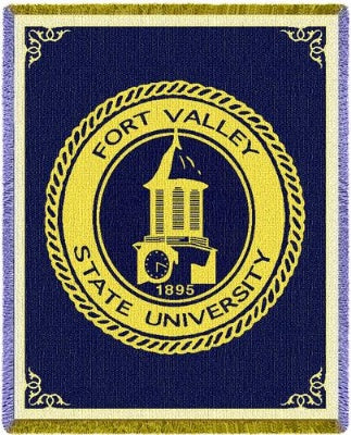 University Ft Valley St Seal  (Afghan)