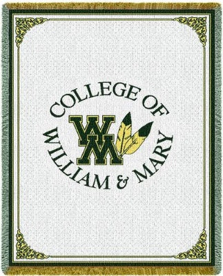 William & Mary Feathers  (Afghan)