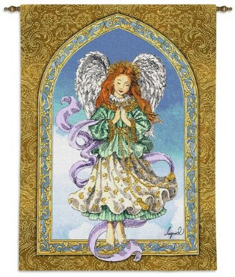 Angel in Prayer (Wall Hanging)