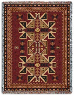 Paraguay (Tapestry Throw)