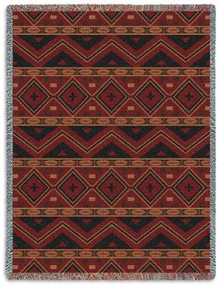 Mesilla Tap (Tapestry Throw)