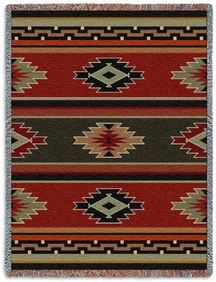 Hualapai Tap (Tapestry Throw)