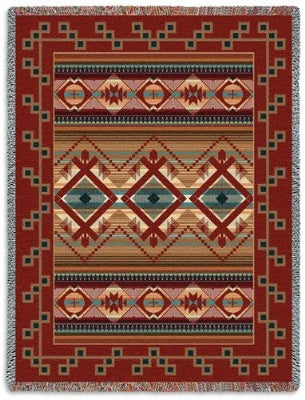 Las Cruces Tap (Tapestry Throw)